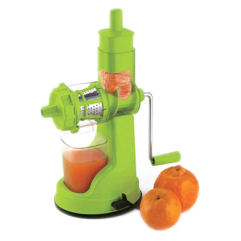 Miracle  fruit and vegetable juicer