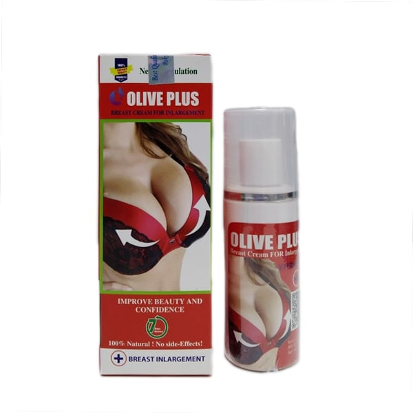Breast Cream for Inlargement Olive Plus