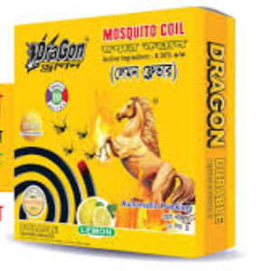Dragon Non Smoke Mosquito Coil