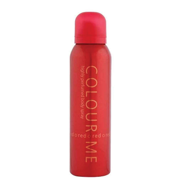 Colour Me Red Body Spray 150 ml