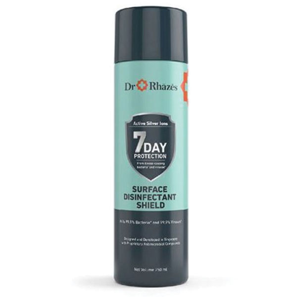 Dr + Rhazes Surface Disinfectant Shield 250ml
