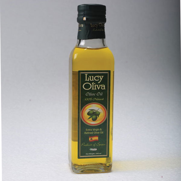 Span Olivia Olive Oil 100ml