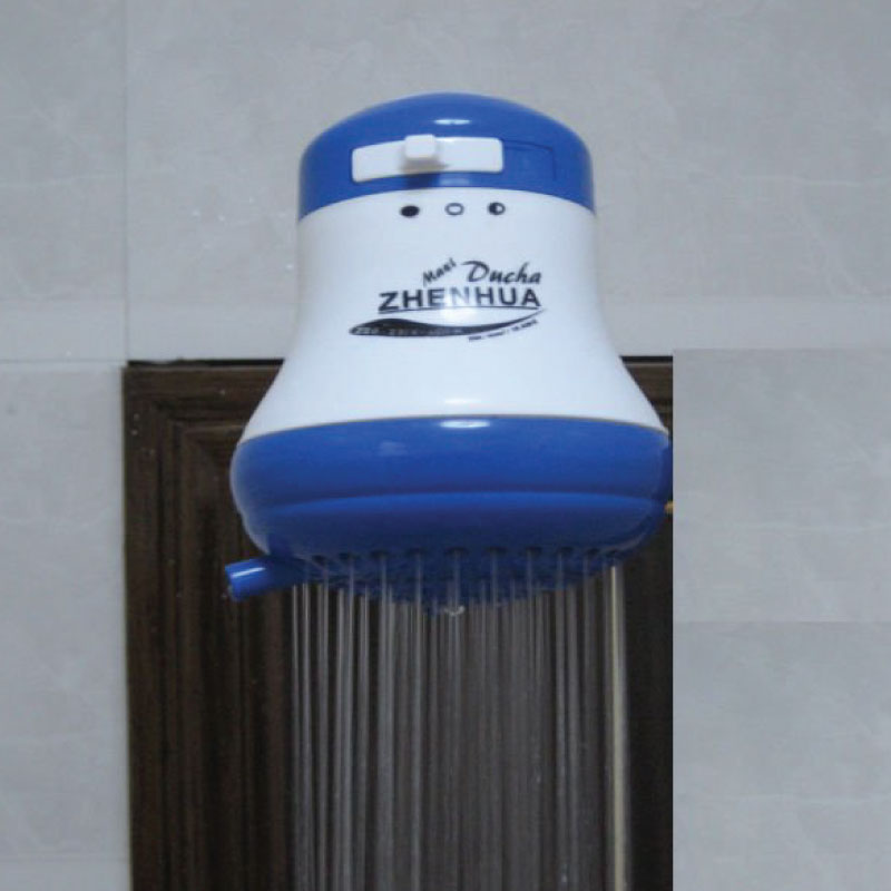 Electric Heated Shower Heads
