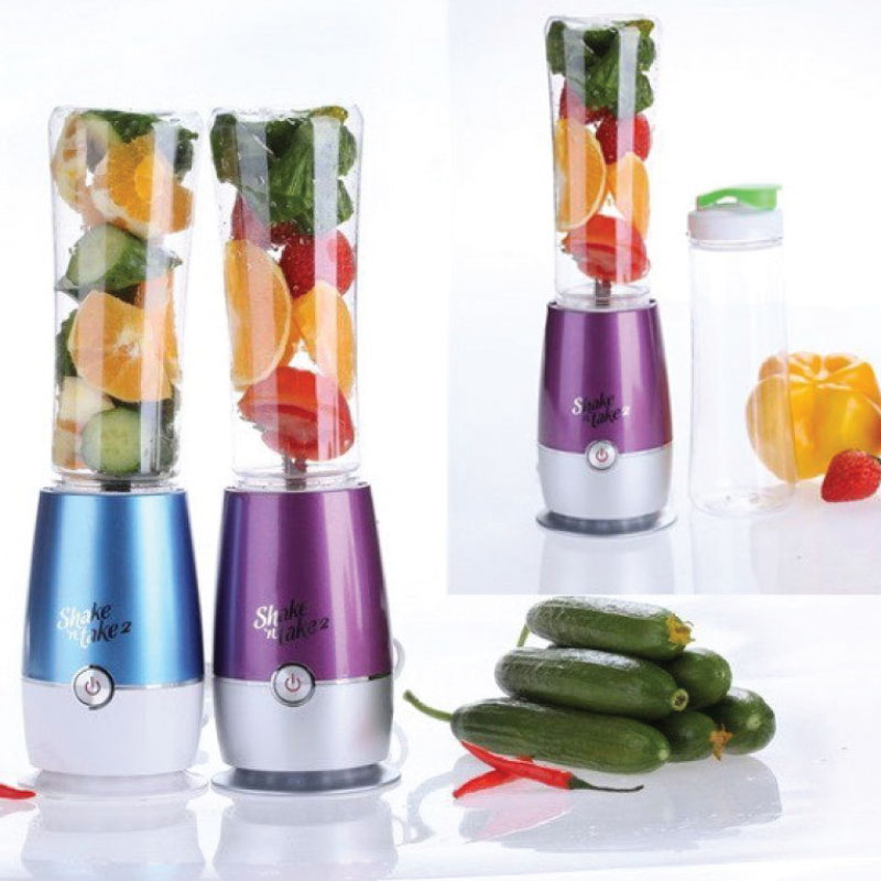 Portable Fruit Juicer Electric Power