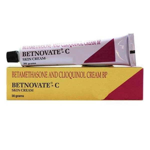 Betnovate C Antiseptic sandal Firness Spot Cream 50g