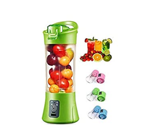 Rechargeable USB Mini Juicer Bottle Blender QM-602