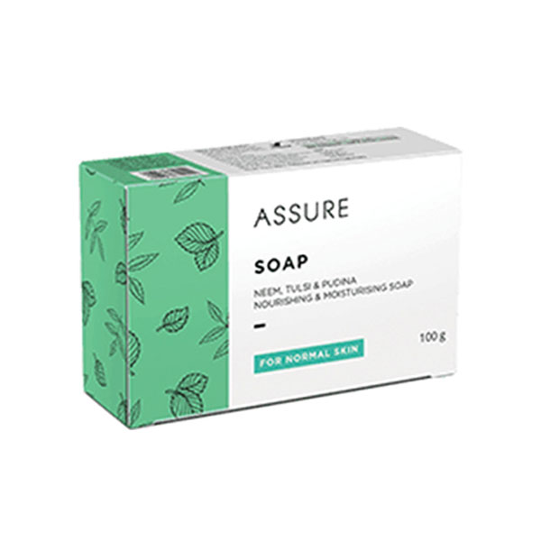 Assure Soap for Normal Skin