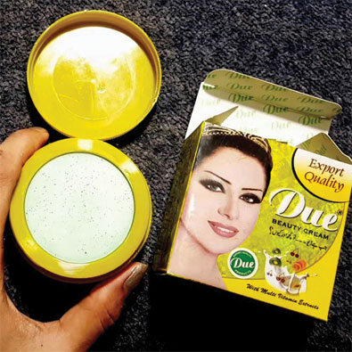 Dabur Due Beauty Cream 40g